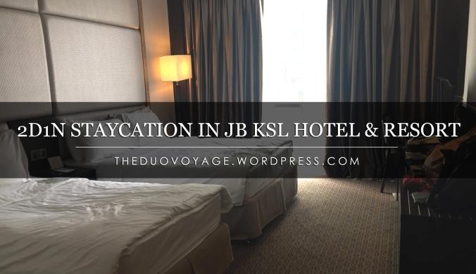 JB Staycation